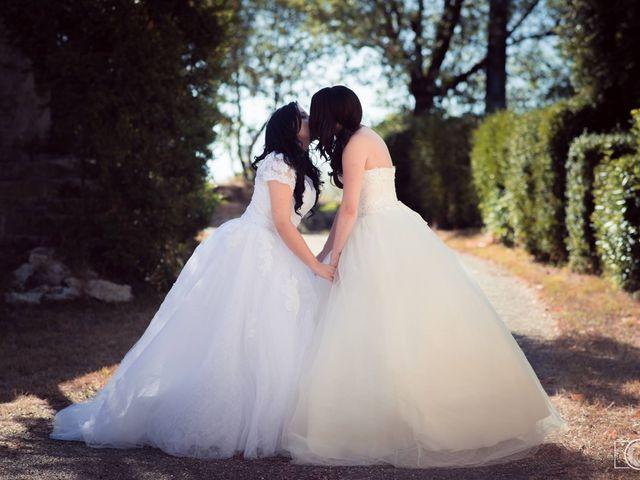 Le mariage de Camille et Amandine à Cahors, Lot 1