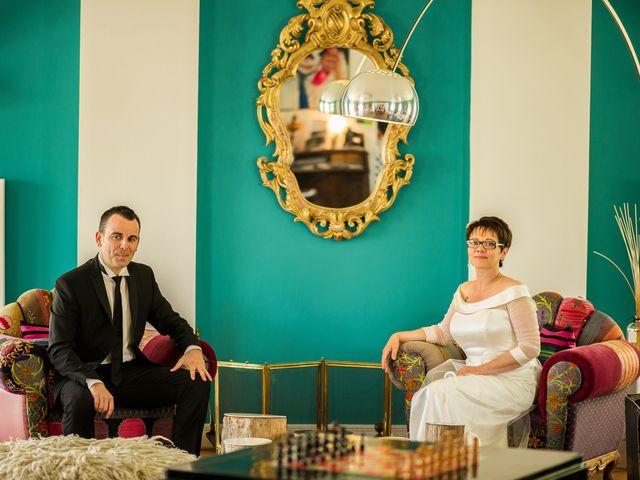 Le mariage de Christophe et Karine à Sare, Pyrénées-Atlantiques 2