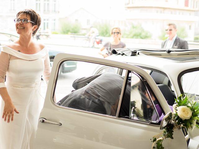 Le mariage de Christophe et Karine à Sare, Pyrénées-Atlantiques 10