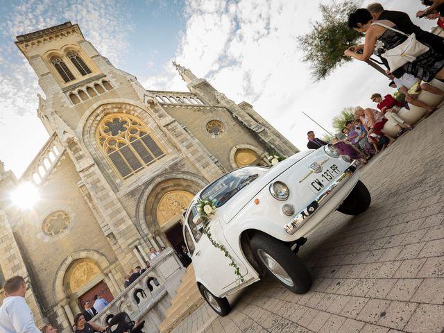 Le mariage de Christophe et Karine à Sare, Pyrénées-Atlantiques 15