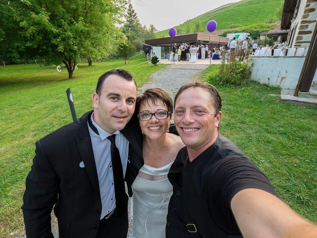 Le mariage de Christophe et Karine à Sare, Pyrénées-Atlantiques 26