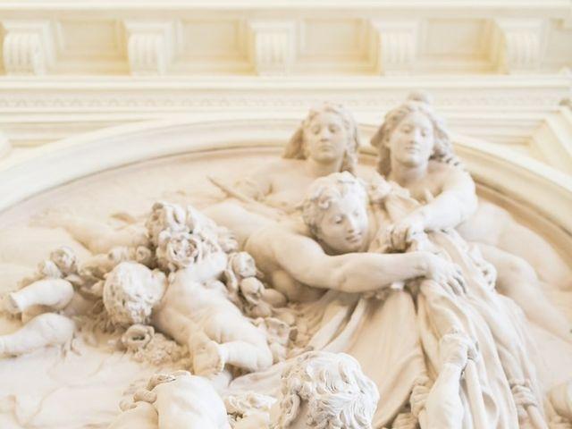 Le mariage de Michel et Olga à Paris, Paris 20