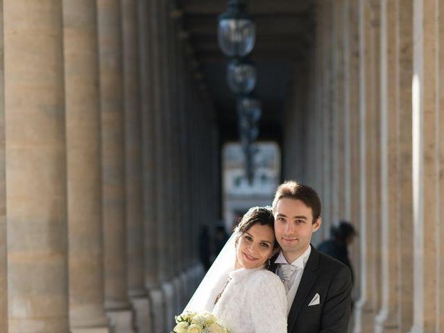 Le mariage de Michel et Olga à Paris, Paris 28
