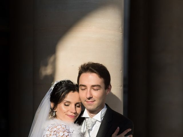 Le mariage de Michel et Olga à Paris, Paris 30