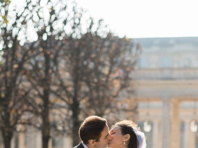 Le mariage de Michel et Olga à Paris, Paris 2