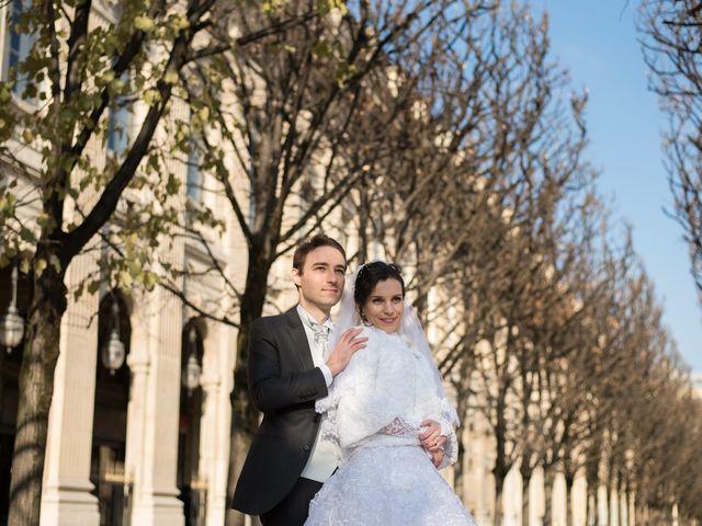 Le mariage de Michel et Olga à Paris, Paris 32