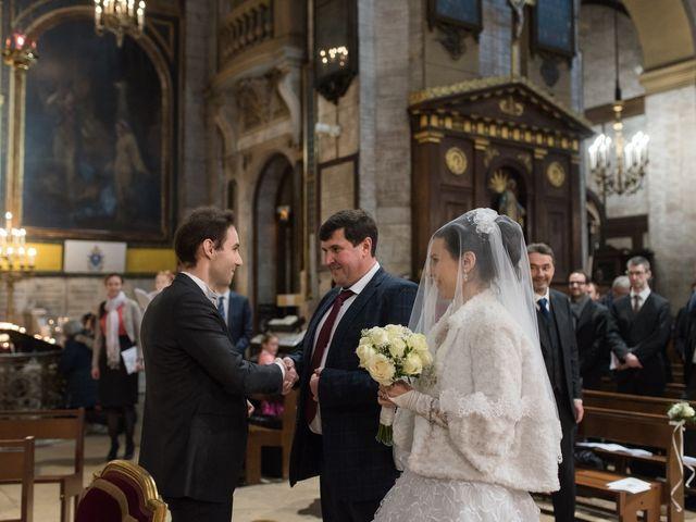Le mariage de Michel et Olga à Paris, Paris 39