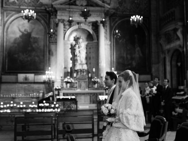 Le mariage de Michel et Olga à Paris, Paris 40