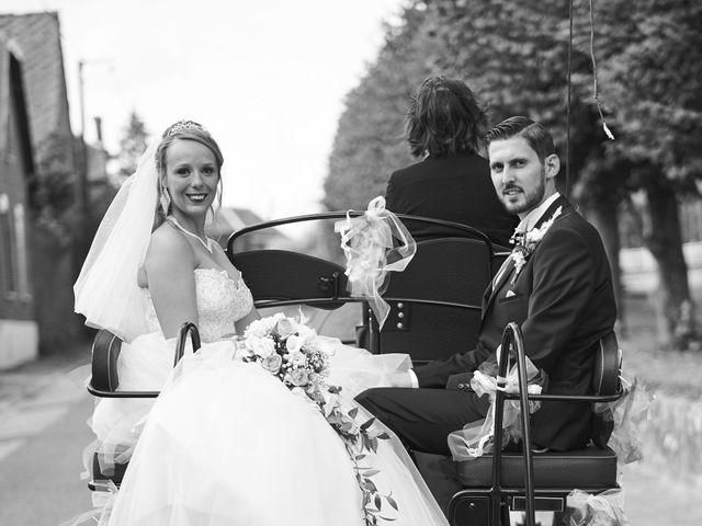 Le mariage de Benoit et Héloïse à Montbrehain, Aisne 7