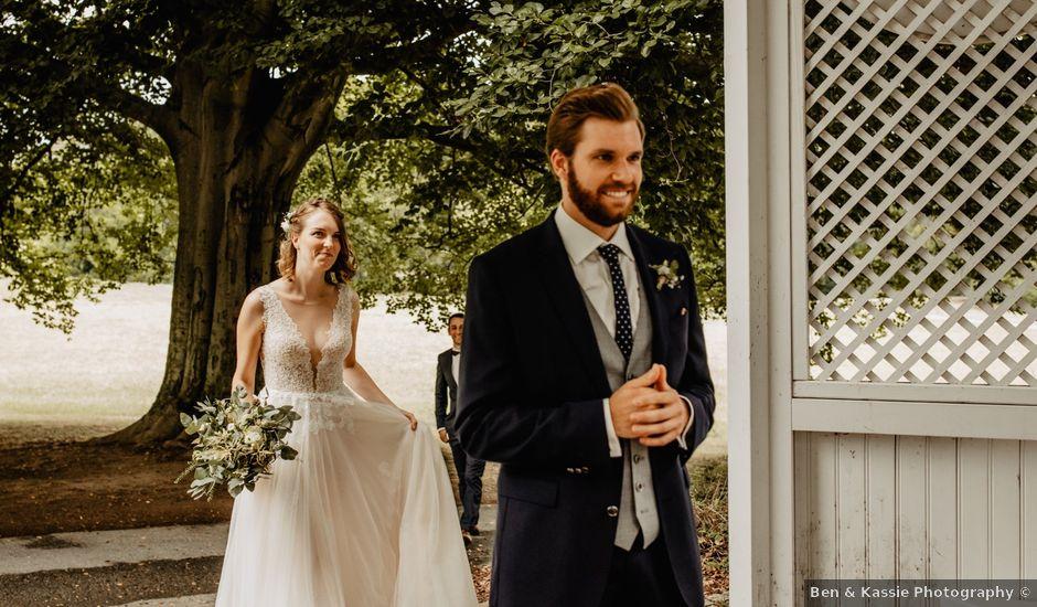 Le mariage de Fabian et Maren à Lille, Nord