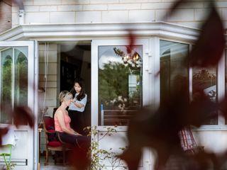 Le mariage de Van et Thibaut 1