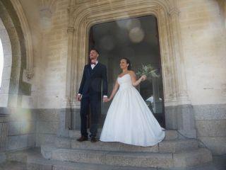 Le mariage de Gwendoline et Jérôme