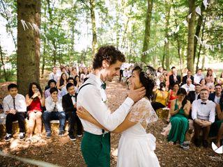 Le mariage de Esther et Youcef