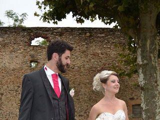 Le mariage de Anne-Sophie et Jason 1