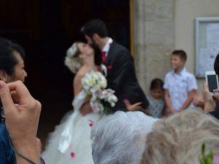 Le mariage de Anne-Sophie et Jason