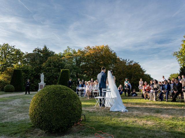 Le mariage de Van et Thibaut