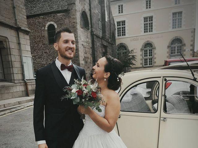 Le mariage de Jérôme et Gwendoline à Redon, Ille et Vilaine 2