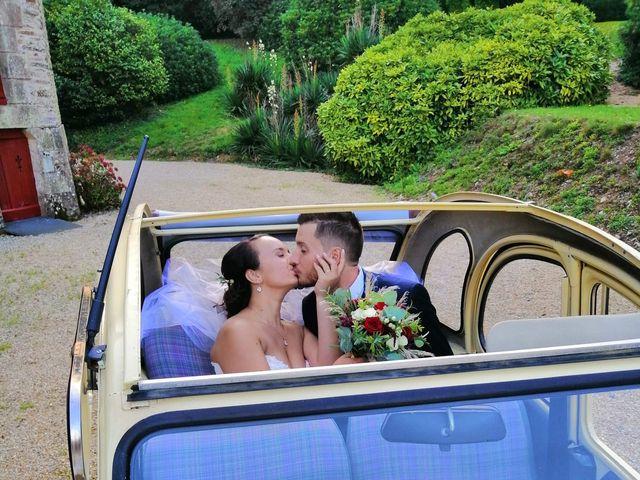 Le mariage de Jérôme et Gwendoline à Redon, Ille et Vilaine 3