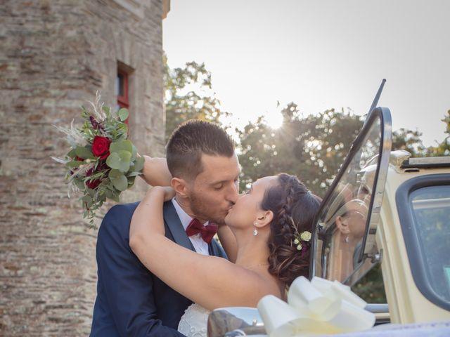 Le mariage de Jérôme et Gwendoline à Redon, Ille et Vilaine 7