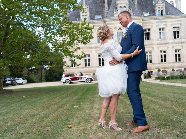 Le mariage de Christophe et Françoise à La Roche-Chalais, Dordogne 14