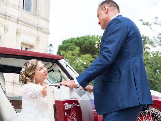 Le mariage de Christophe et Françoise à La Roche-Chalais, Dordogne 20