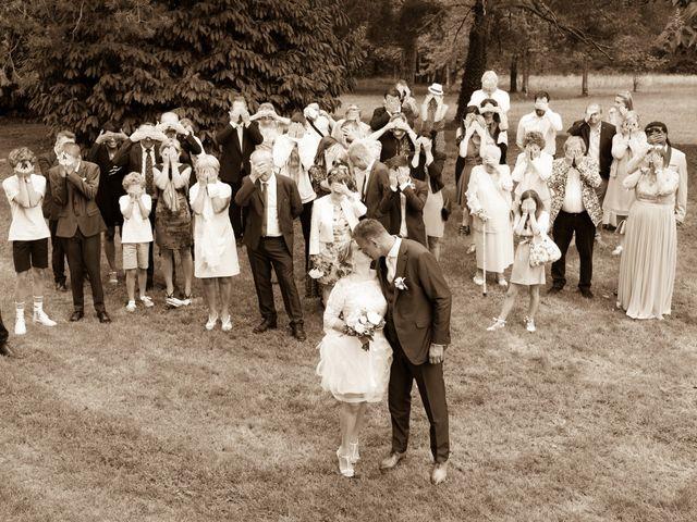 Le mariage de Christophe et Françoise à La Roche-Chalais, Dordogne 29
