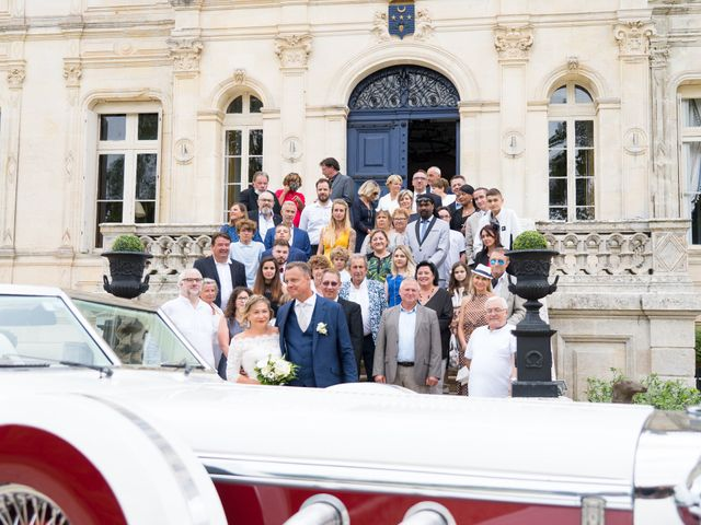 Le mariage de Christophe et Françoise à La Roche-Chalais, Dordogne 30