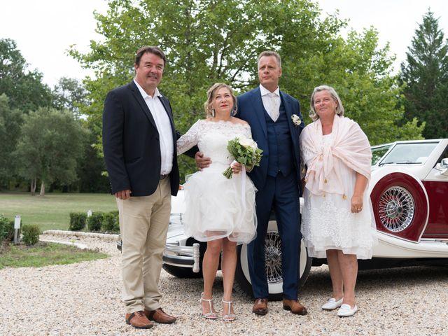 Le mariage de Christophe et Françoise à La Roche-Chalais, Dordogne 31