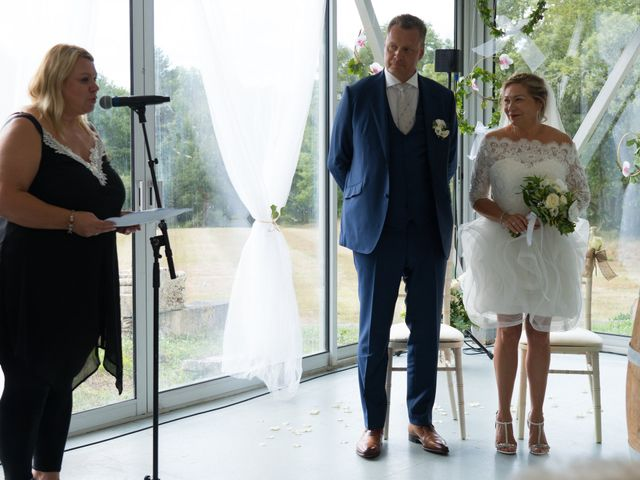 Le mariage de Christophe et Françoise à La Roche-Chalais, Dordogne 32