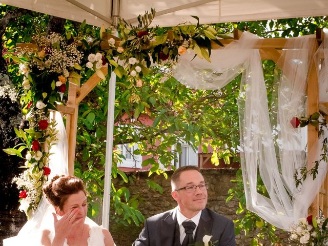 Le mariage de Cédric et Sandie à Vaux-le-Pénil, Seine-et-Marne 32