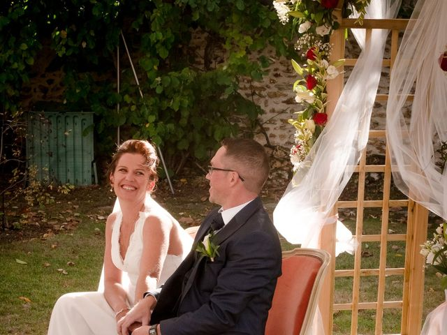 Le mariage de Cédric et Sandie à Vaux-le-Pénil, Seine-et-Marne 33