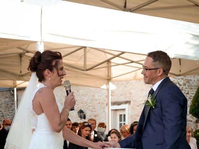 Le mariage de Cédric et Sandie à Vaux-le-Pénil, Seine-et-Marne 37