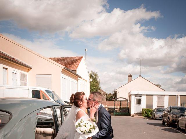 Le mariage de Cédric et Sandie à Vaux-le-Pénil, Seine-et-Marne 47