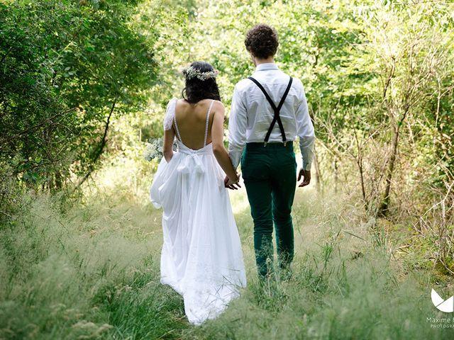 Le mariage de Youcef et Esther à Eckartswiller, Bas Rhin 20