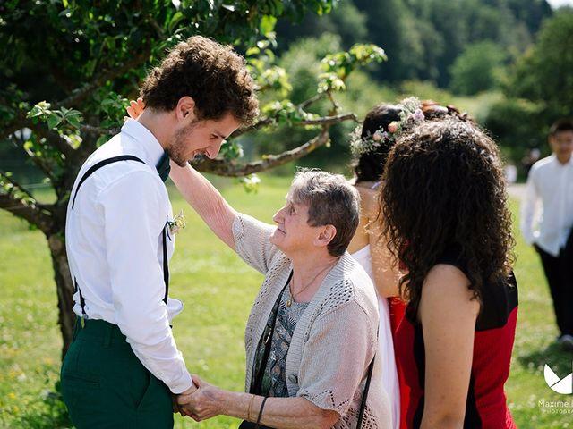 Le mariage de Youcef et Esther à Eckartswiller, Bas Rhin 21