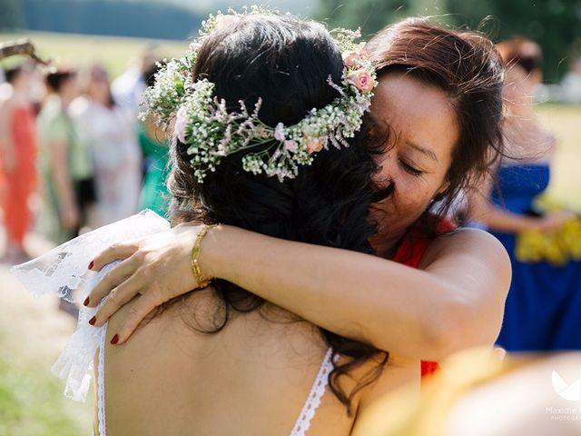 Le mariage de Youcef et Esther à Eckartswiller, Bas Rhin 22