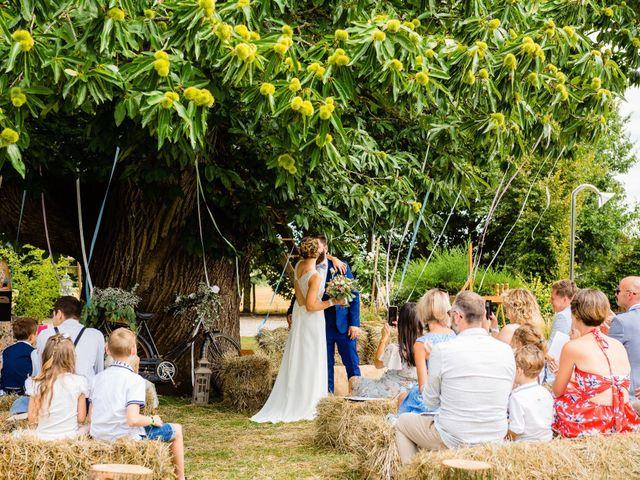 Le mariage de Pierre-Emmanuel et Sonia à Laval, Mayenne 38