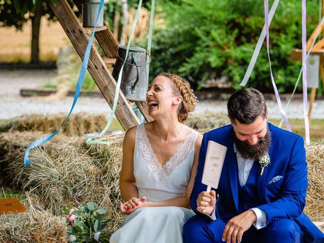 Le mariage de Pierre-Emmanuel et Sonia à Laval, Mayenne 54