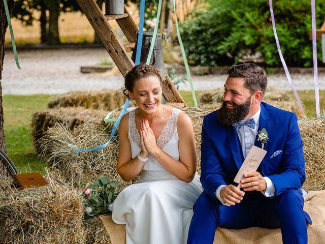 Le mariage de Pierre-Emmanuel et Sonia à Laval, Mayenne 55