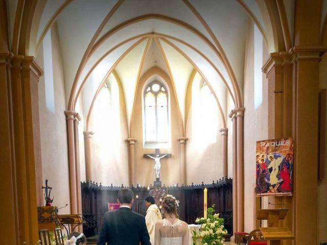 Le mariage de Pierrick et Laetitia à Douvaine, Haute-Savoie 14