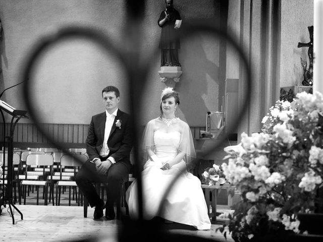 Le mariage de Pierrick et Laetitia à Douvaine, Haute-Savoie 17