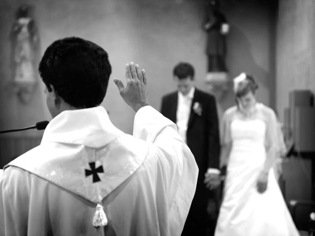 Le mariage de Pierrick et Laetitia à Douvaine, Haute-Savoie 18