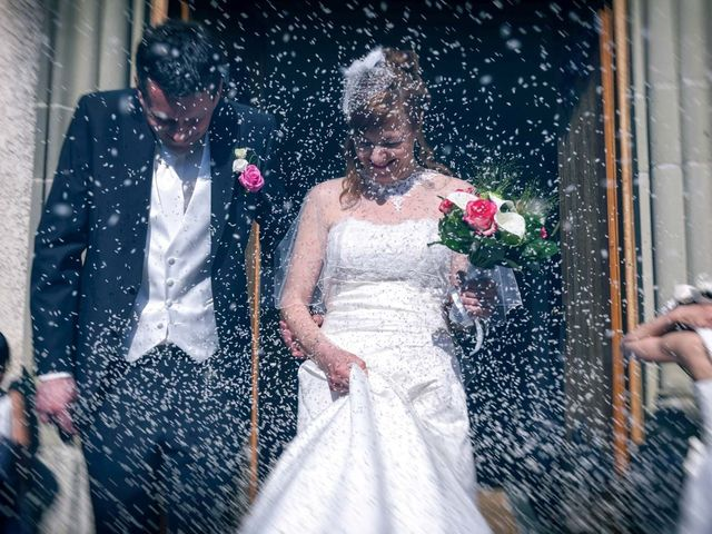 Le mariage de Pierrick et Laetitia à Douvaine, Haute-Savoie 19