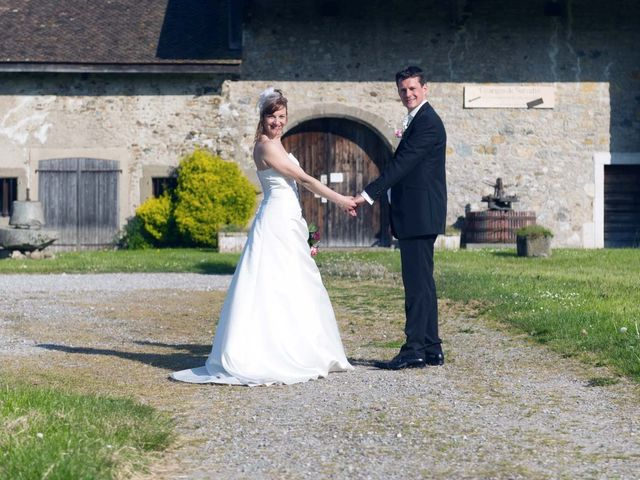 Le mariage de Pierrick et Laetitia à Douvaine, Haute-Savoie 22
