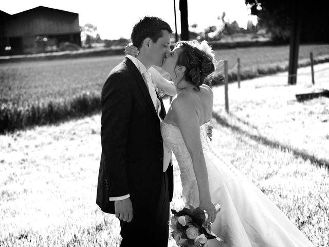 Le mariage de Pierrick et Laetitia à Douvaine, Haute-Savoie 24
