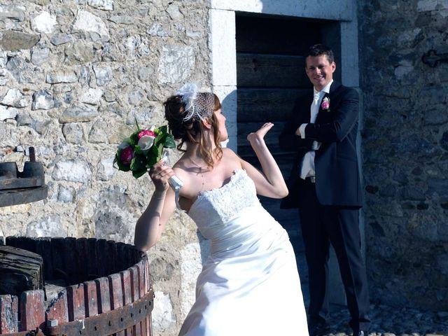 Le mariage de Pierrick et Laetitia à Douvaine, Haute-Savoie 30