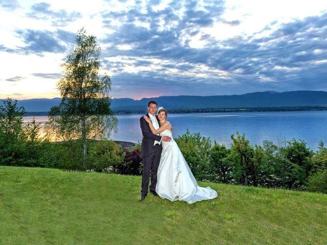 Le mariage de Pierrick et Laetitia à Douvaine, Haute-Savoie 46