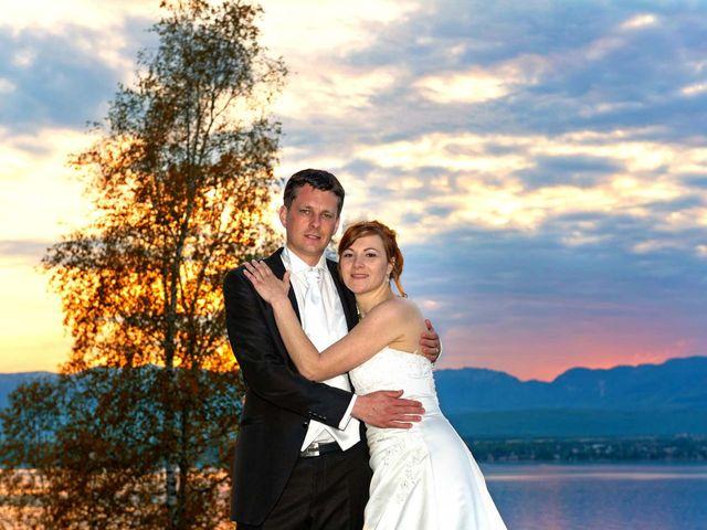 Le mariage de Pierrick et Laetitia à Douvaine, Haute-Savoie 1
