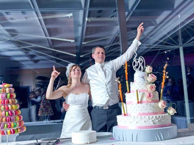 Le mariage de Pierrick et Laetitia à Douvaine, Haute-Savoie 55