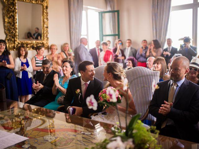 Le mariage de Emilio et Fanny à Anglet, Pyrénées-Atlantiques 4
